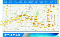 许昌101路公交车路线