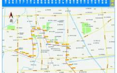 许昌1路公交车路线