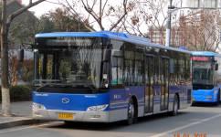 盐城B支1线公交车路线
