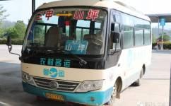 阳春山坪线公交车路线