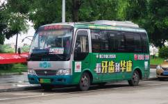 阳江6路公交车路线