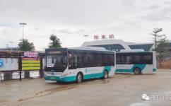 阳江33路公交车路线