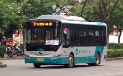 阳江ZP线下朗方向公交车路线