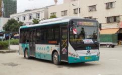 阳江28路公交车路线