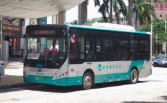 阳江27路公交车路线