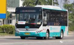 阳江8路公交车路线