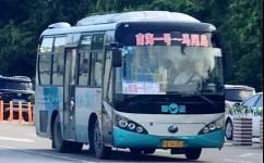 阳江南海一号—马尾岛公交车路线