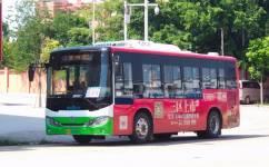 阳江阳西1路公交车路线