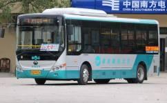 阳江1路公交车路线