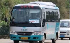 阳江16路公交车路线