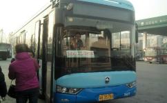 扬州50路公交车路线