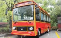 扬州旅游观光巴士公交车路线