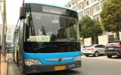 扬州57路公交车路线