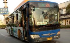 扬州25路公交车路线