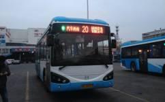 扬州20路公交车路线