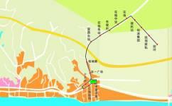 宜昌B5路公交车路线