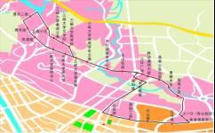 宜昌B17路公交车路线