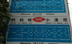 宜昌109路公交车路线