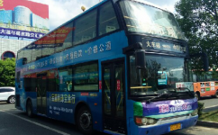 宜春观光线(盐矿线)公交车路线