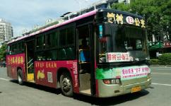 宜春樟树212路公交车路线