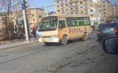 营口23路公交车路线