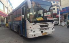 营口19路区间(第三医院)公交车路线
