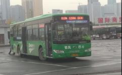 义乌B支20A公交车路线
