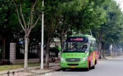 漳州27路公交车路线