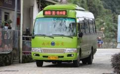 漳州南靖6路云水谣线1公交车路线