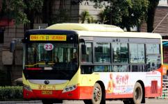 肇庆23路公交车路线