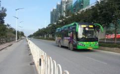 肇庆25A路公交车路线