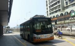 肇庆21路公交车路线