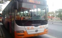 肇庆13路公交车路线