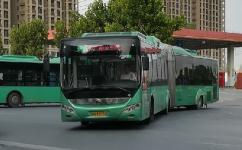 郑州B6路内环公交车路线