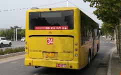 郑州34路公交车路线
