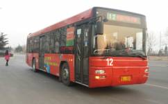 郑州12路公交车路线