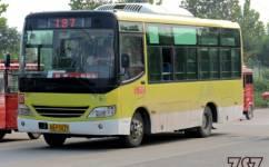 郑州187路公交车路线