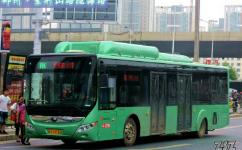 郑州86路区间公交车路线