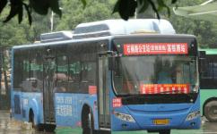 郑州定制专线(高新区~郑州西站)公交车路线