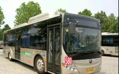 郑州580路公交车路线