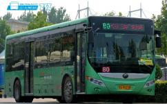 郑州80路公交车路线