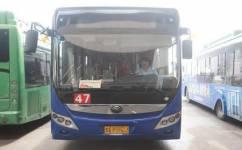 郑州47路公交车路线