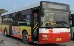 郑州722路公交车路线