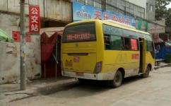 郑州725路公交车路线
