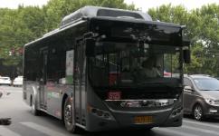 郑州S125路公交车路线