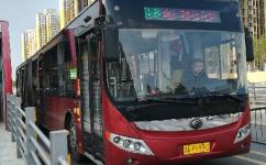 郑州B6路外环公交车路线