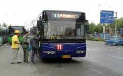 郑州11路公交车路线