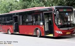 郑州B12路公交车路线