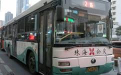 珠海2路公交车路线