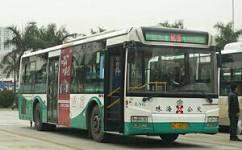 珠海K3路公交车路线
